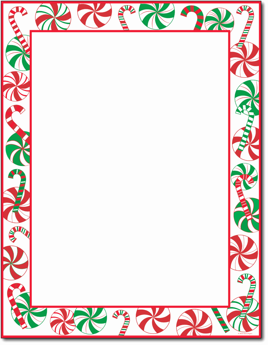 Free Printable Christmas Stationery Paper Awesome Paper Printable Gallery Category Page 11