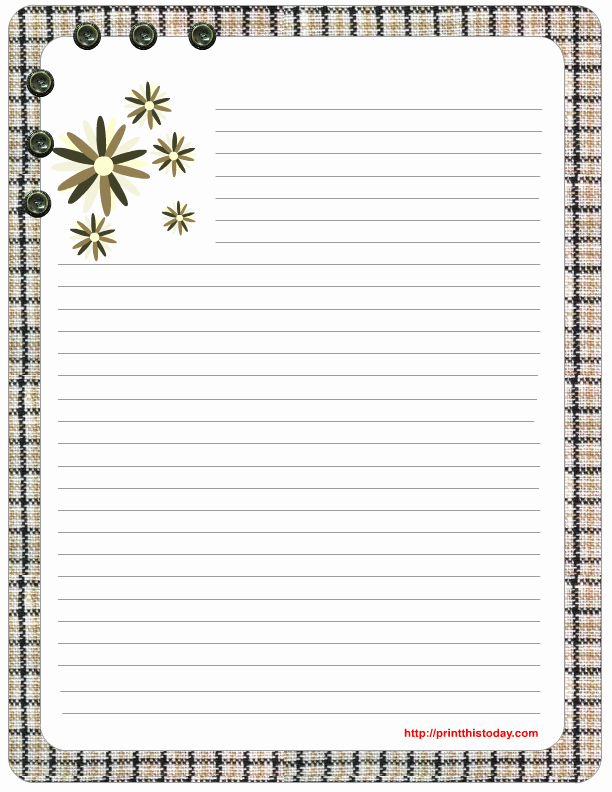Free Printable Christmas Stationery Paper Best Of Free Mother S Day Stationery Printables