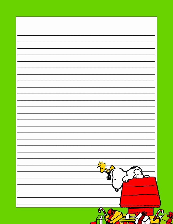 Free Printable Christmas Stationery Paper Fresh Best 25 Free Printable Stationery Ideas On Pinterest