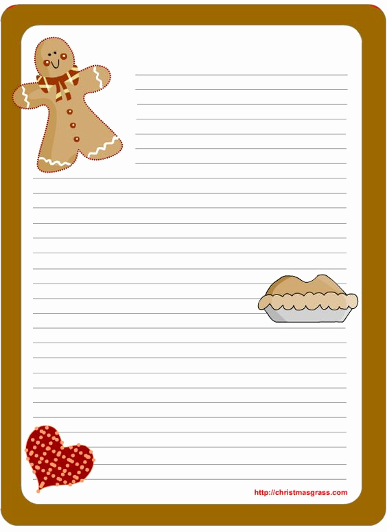Free Printable Christmas Stationery Paper Lovely Free Printable Christmas Cards