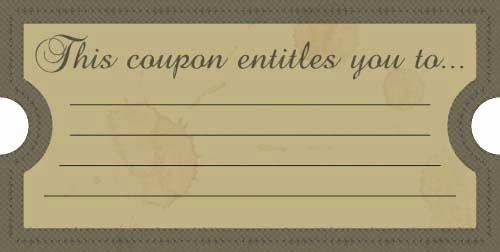 Free Printable Coupon Templates Elegant 11 Free Coupon Templates Word Excel Pdf formats