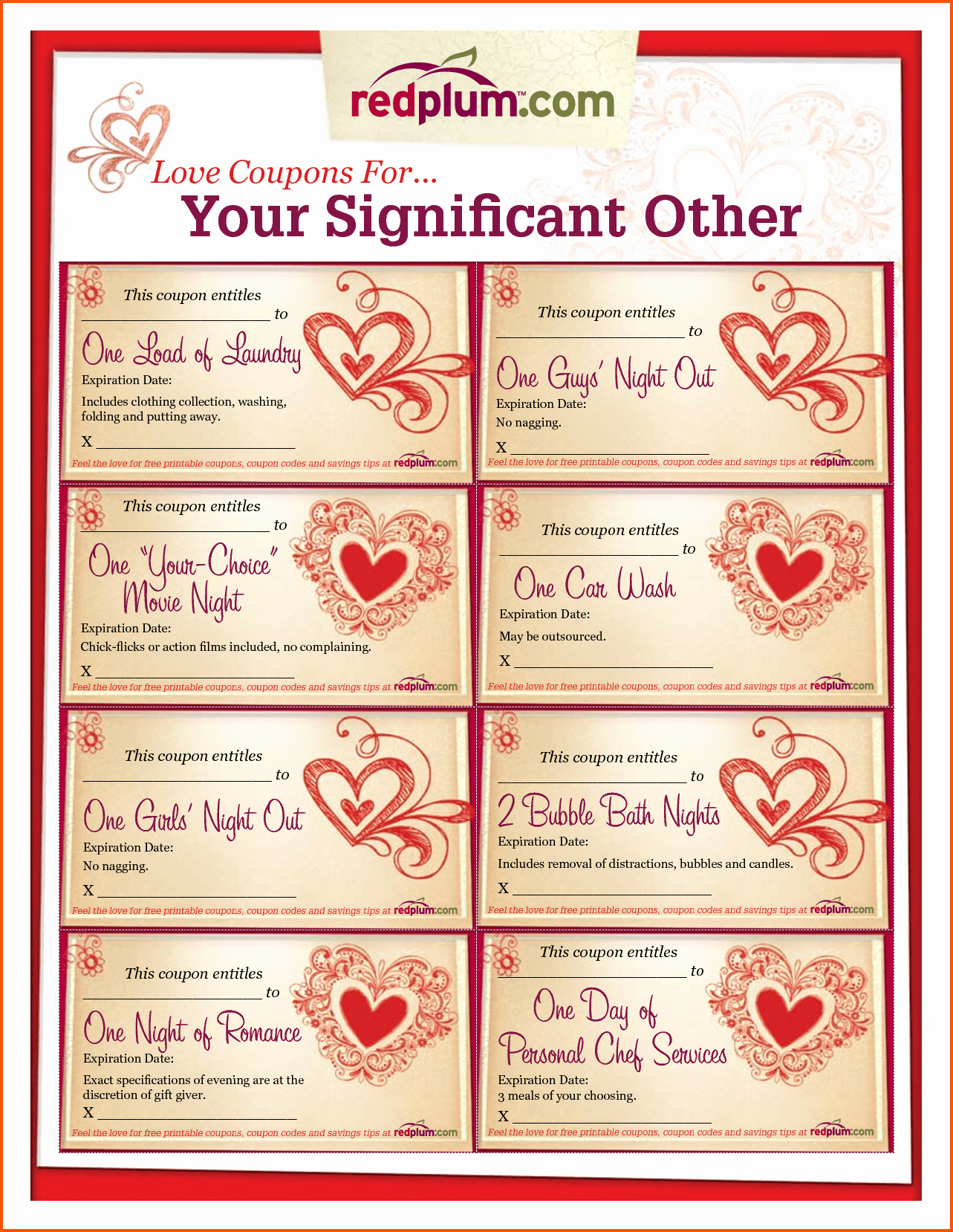 Free Printable Coupon Templates Lovely Love Coupon Template Microsoft Word Free Download Aashe