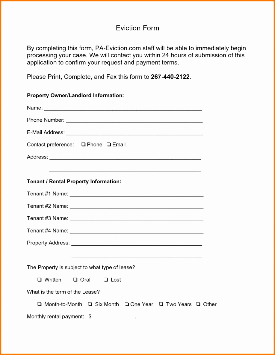 Free Printable Eviction Notice Fresh Free Printable Eviction Notices and 3 Day Notice Template