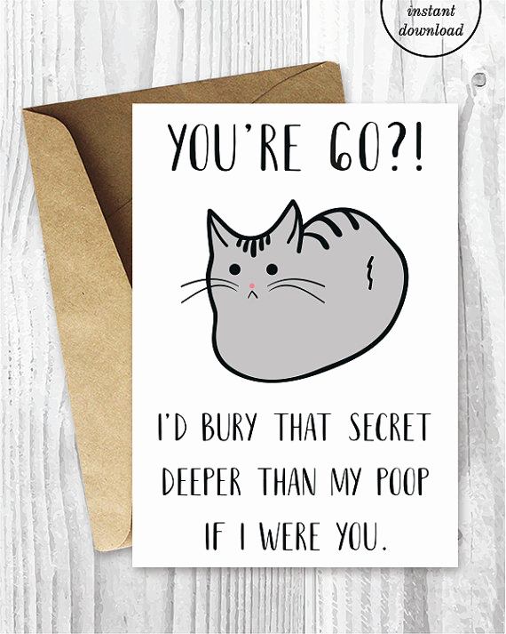 Free Printable Funny Birthday Cards Awesome Funny 60th Birthday Cards Printable Cat 60 Birthday Card