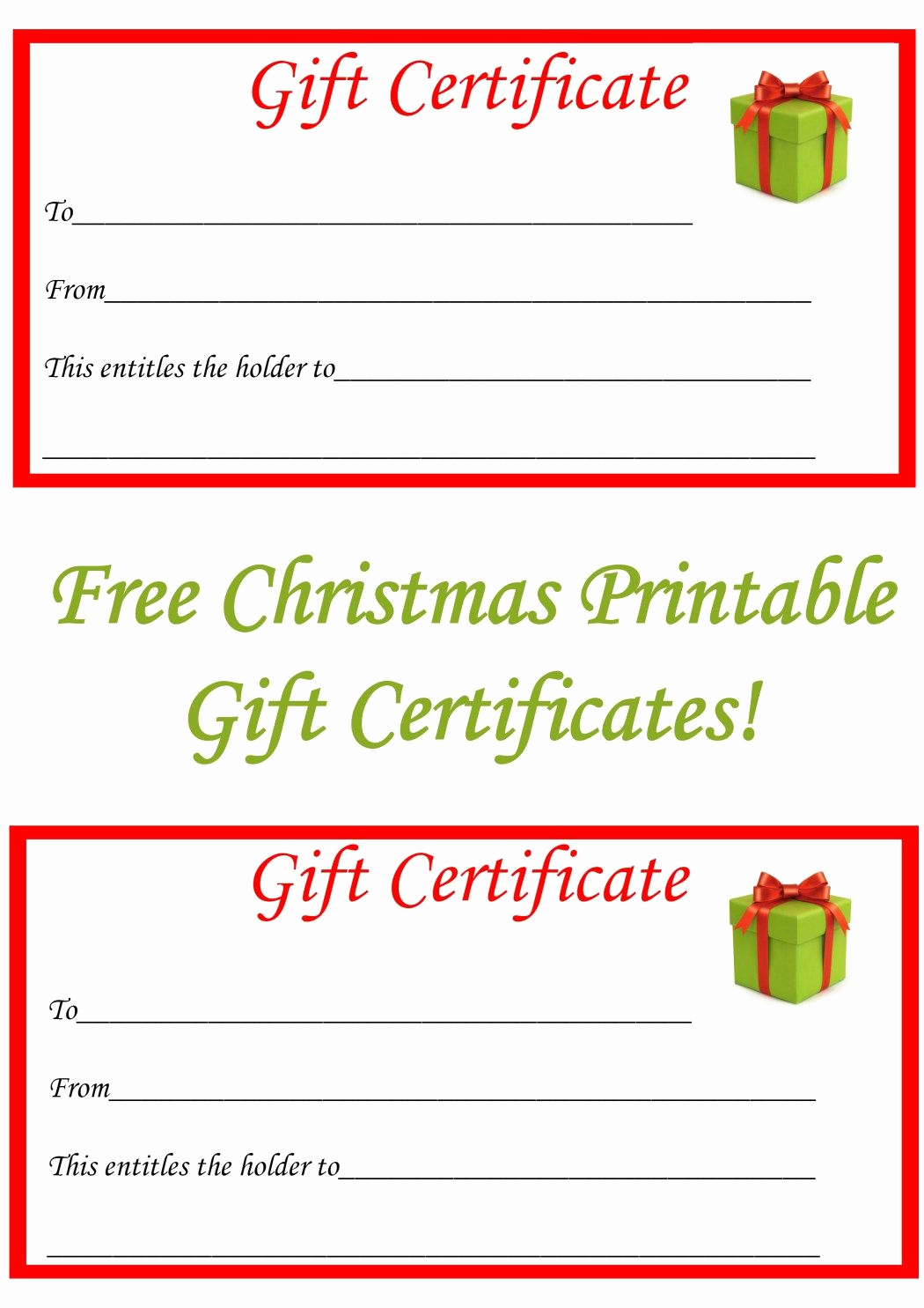 Free Printable Gift Certificate Templates New Best 25 Printable T Certificates Ideas On Pinterest