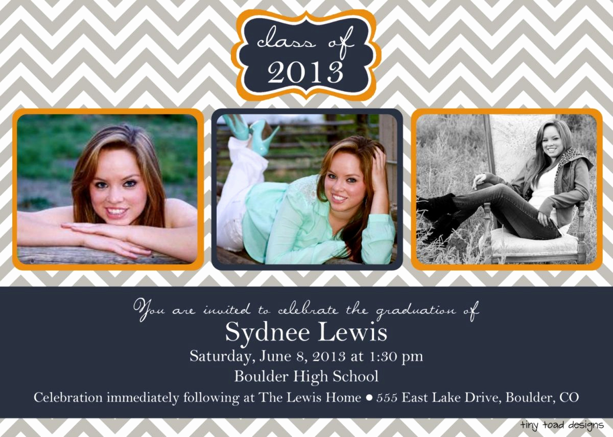 Free Printable Graduation Announcements Inspirational Free Printable Graduation Invitations