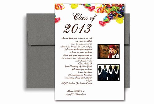 Free Printable Graduation Announcements Inspirational Free Printable High School Graduation Invitations 2011