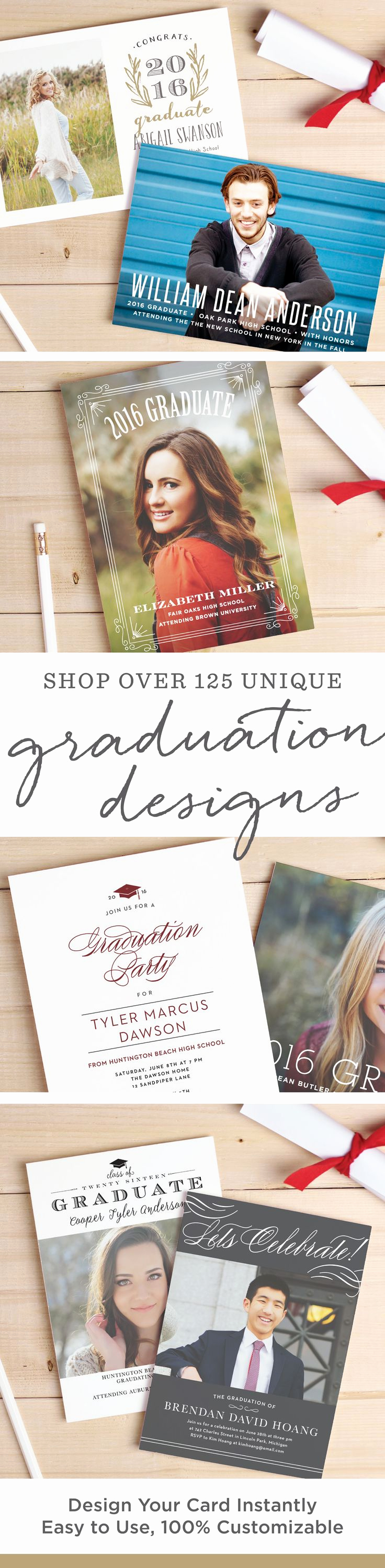 Free Printable Graduation Announcements Lovely 46 Best Printable Diy Graduation Announcements Templates