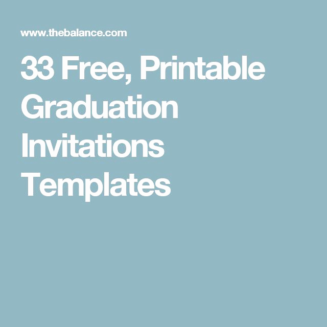Free Printable Graduation Announcements Luxury Best 25 Free Printable Graduation Invitations Ideas On