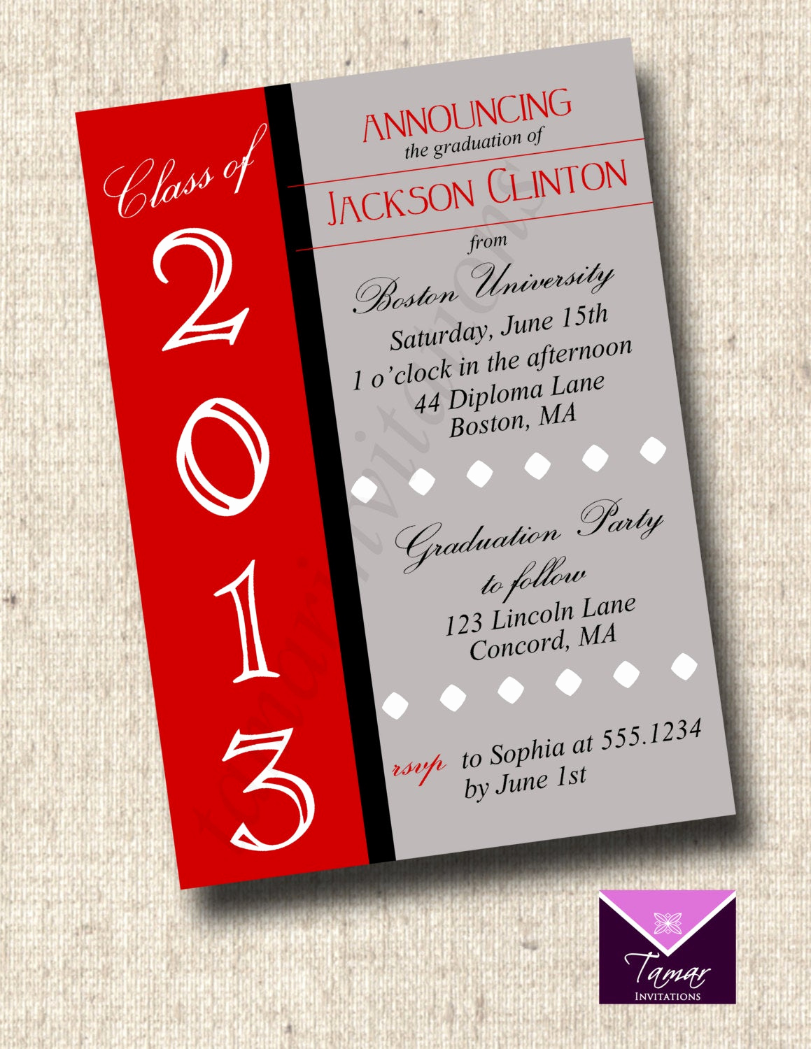 Free Printable Graduation Announcements Unique Printable Graduation Announcement Invitation