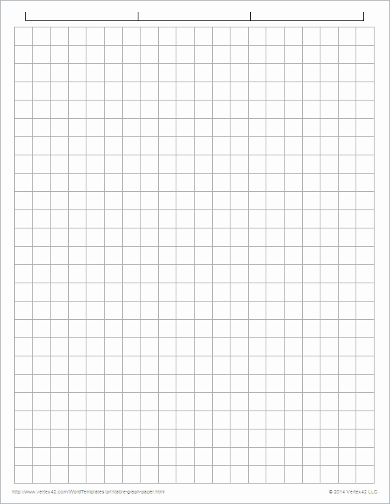 Free Printable Grid Paper Fresh Printable Graph Paper Templates for Word