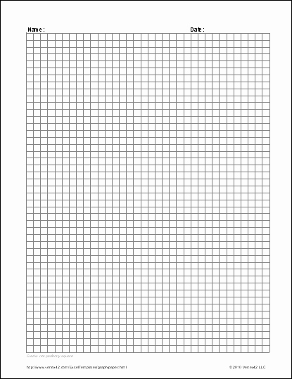 Free Printable Grid Paper Unique Free Graph Paper Template Printable Graph Paper and Grid