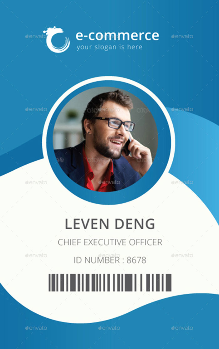 Free Printable Id Cards Templates Fresh 15 Best Id Card Template Design In Psd and Ai Designyep