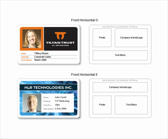 Free Printable Id Cards Templates Unique Id Card Template 19 Download In Psd Pdf Word