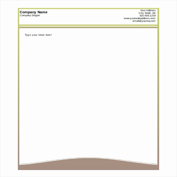 Free Printable Letterhead Templates Luxury Free Printable Letterhead Templates Pics – This Stationery