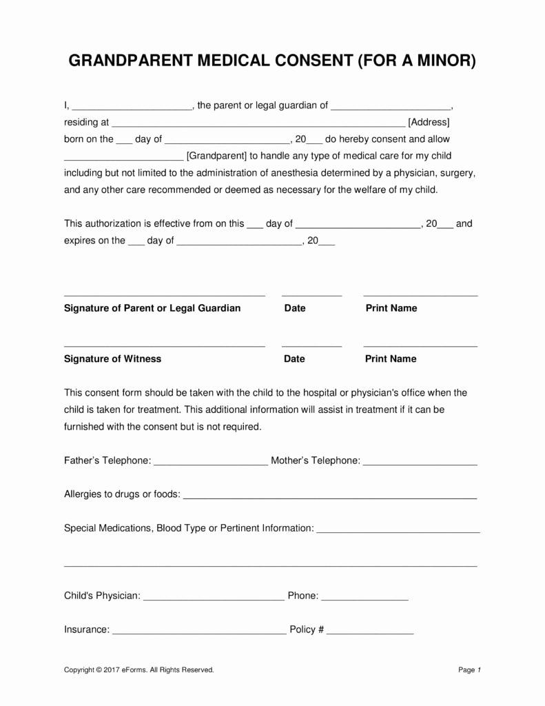 Free Printable Medical Release form Fresh 9 Medical Authorization Letter Examples Pdf