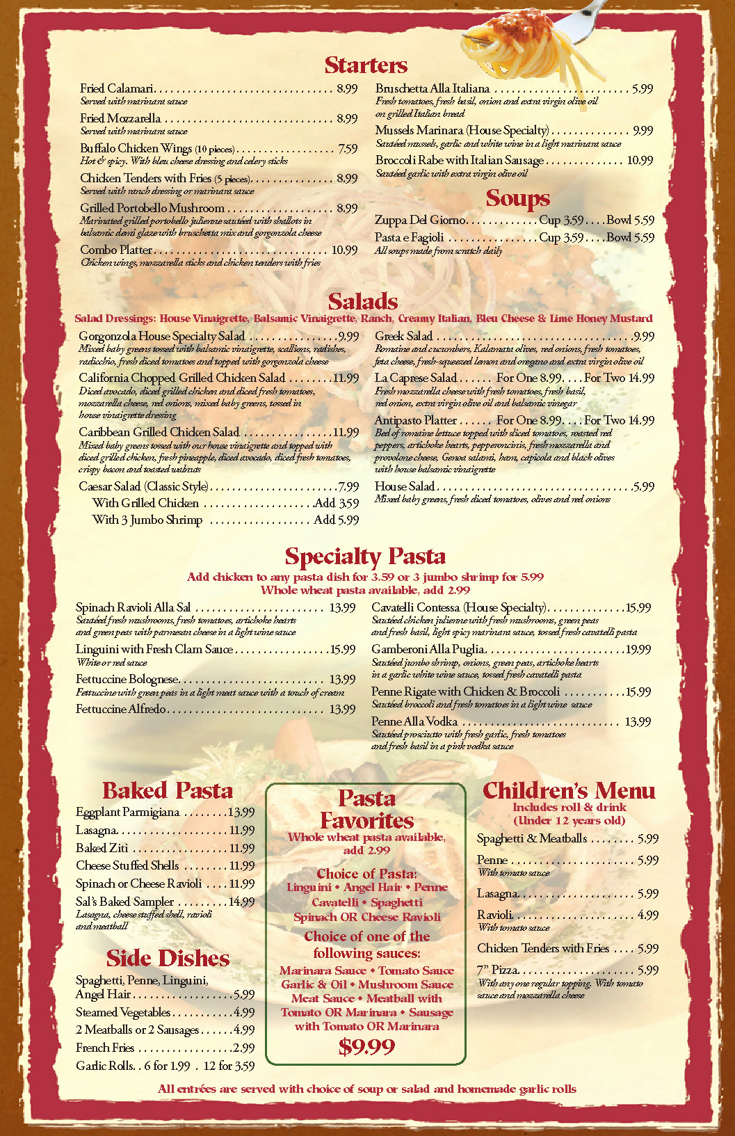 Free Printable Menu Templates Beautiful Restaurant Menu Templates