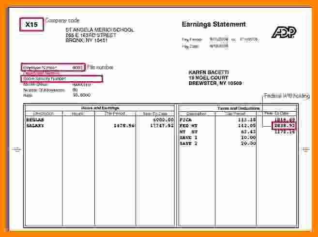 Free Printable Paycheck Stubs Awesome 9 Free Printable Paycheck Stub Templates