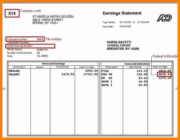 Free Printable Paycheck Stubs Beautiful 5 Pay Stub Word Template