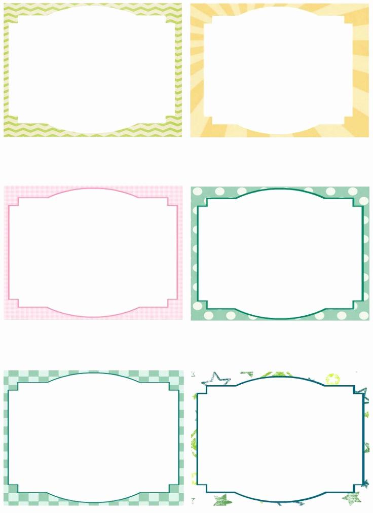 Free Printable Postcard Templates Fresh Free Note Card Template Image Free Printable Blank Flash