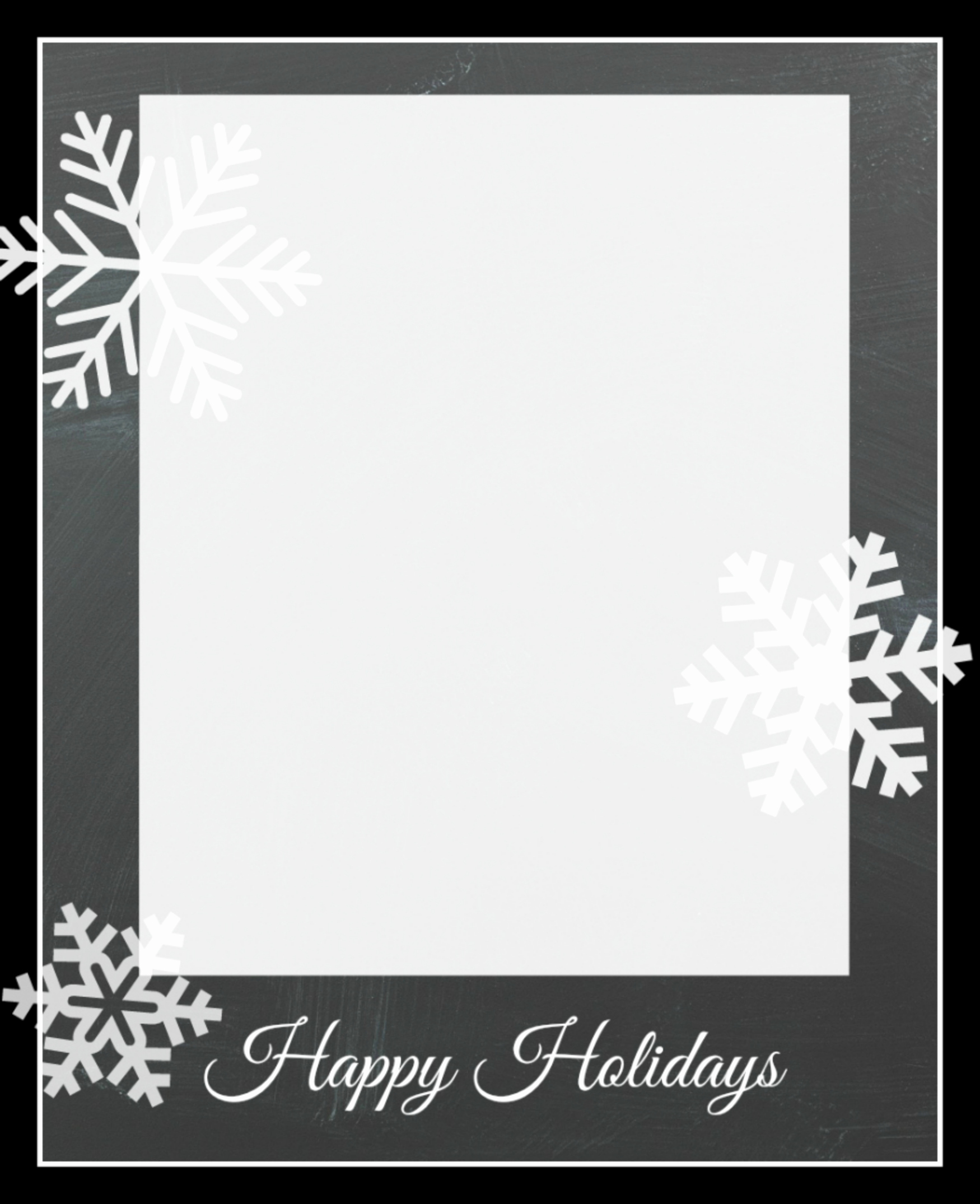 Free Printable Postcard Templates New Free Christmas Card Templates Crazy Little Projects