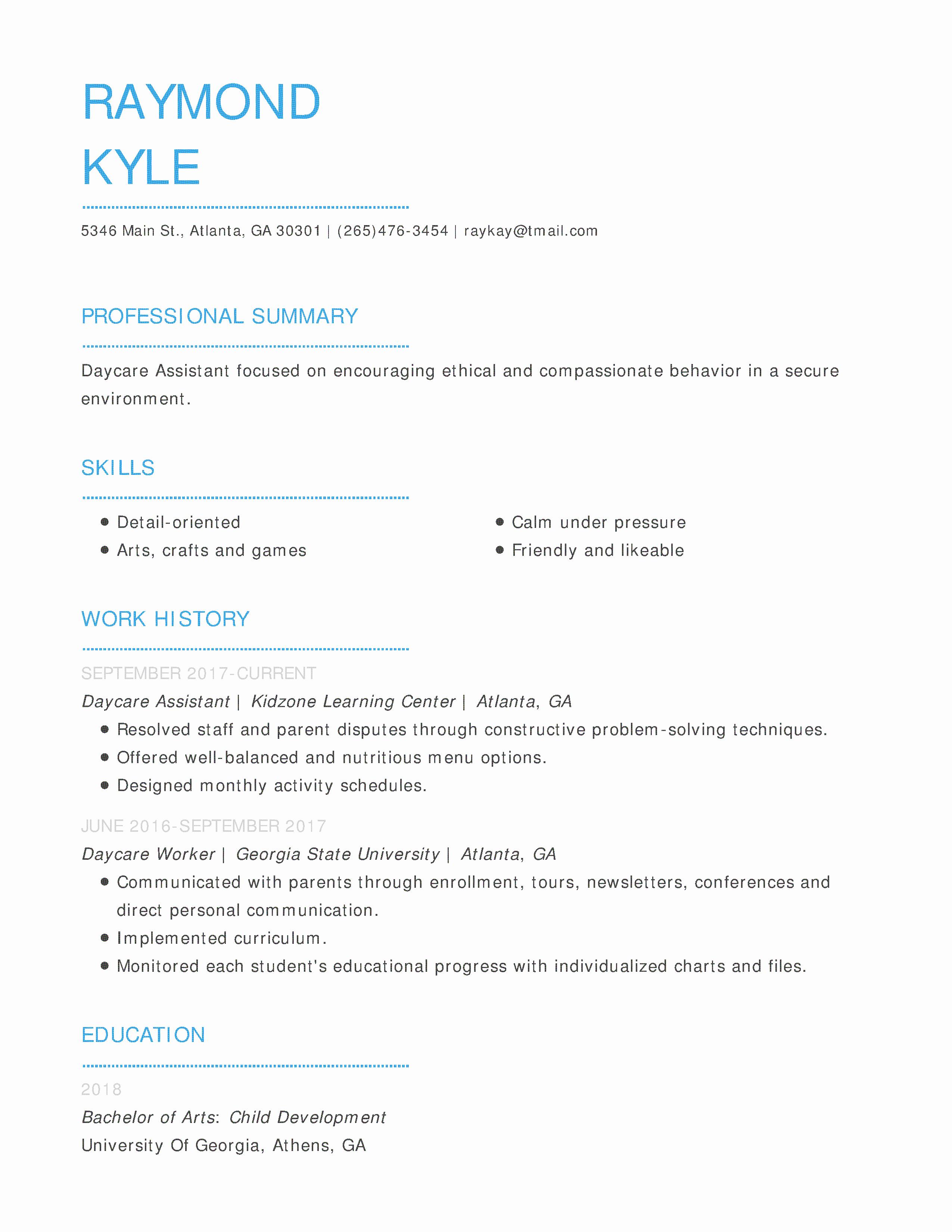 Free Printable Resume Templates New Free Resume Templates Easy to Customize Line Templates