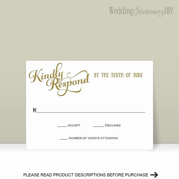 Free Printable Rsvp Cards Elegant Rsvp Cards Printable Wedding Rsvp Cards Response Cards Diy