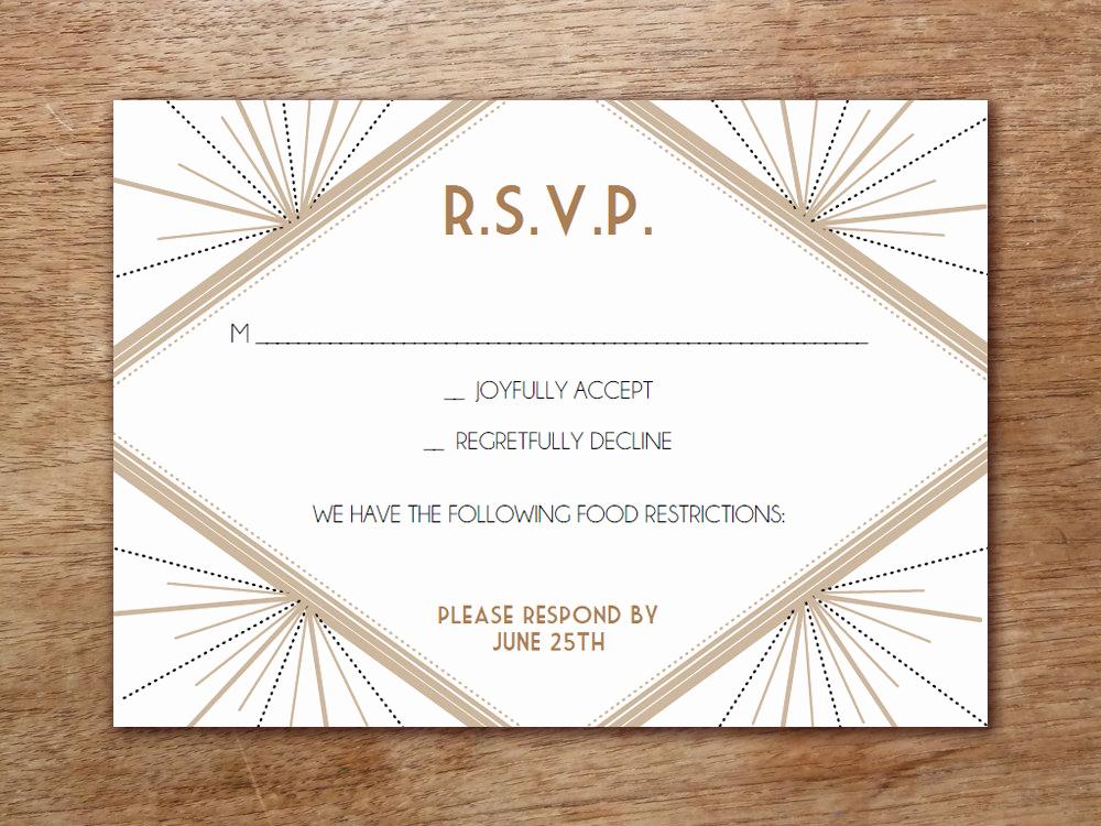 Free Printable Rsvp Cards Luxury Printable Rsvp Card Response Card Download Instant
