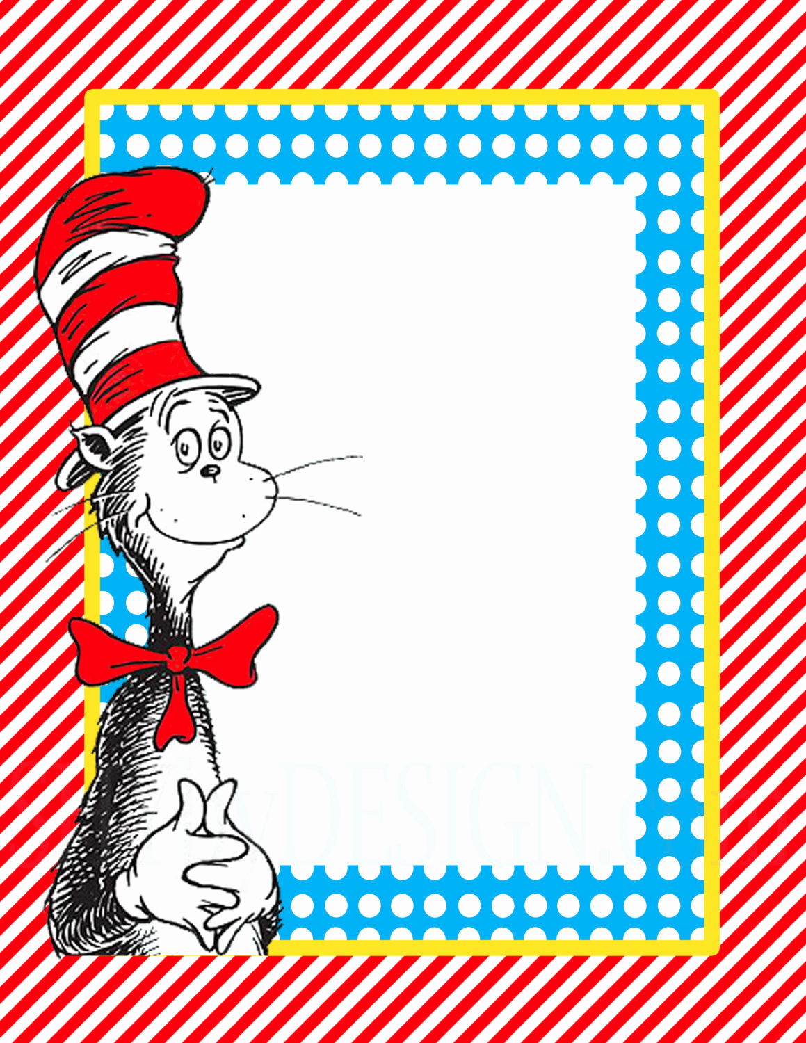 Free Printable Sign Templates Awesome 3 Diy Printable Dr Seuss Sign Templates
