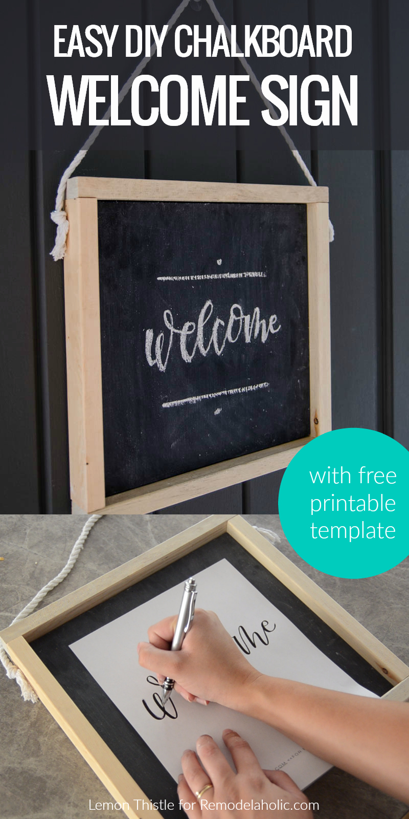 Free Printable Sign Templates Inspirational Remodelaholic