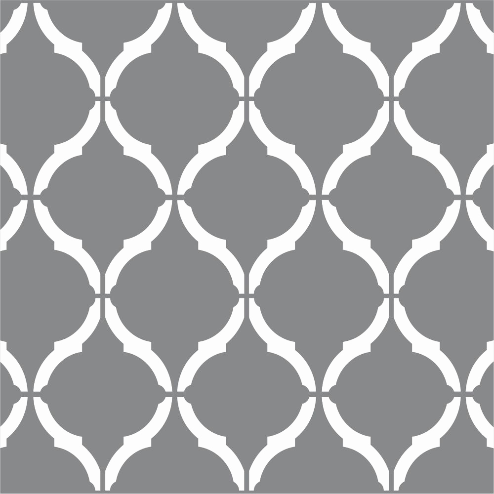 """Free Printable Stencils for Painting Awesome Moroccan Wall Stencil Large 12""""x9"""" Craft Airbrush Pattern"""