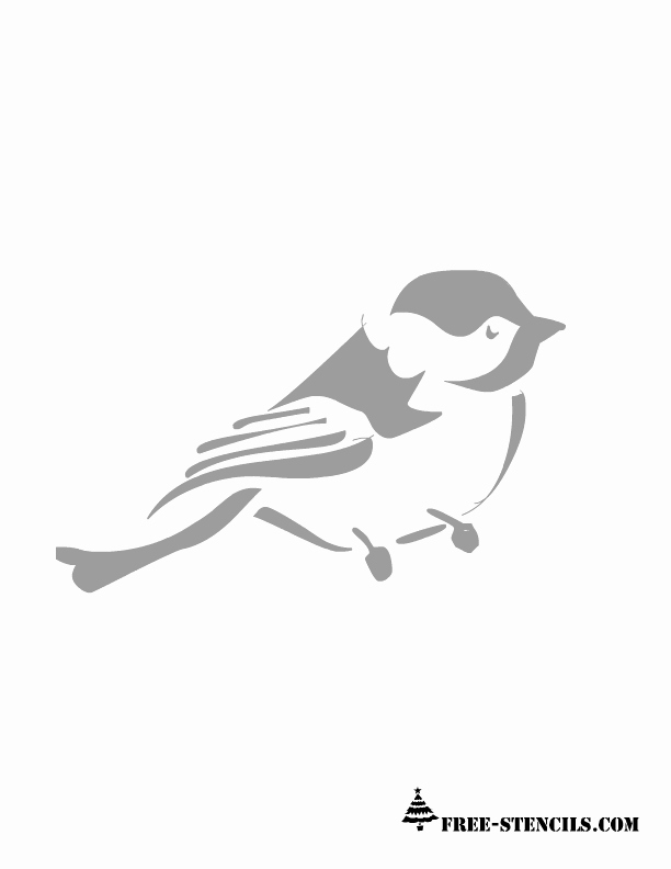 Free Printable Stencils for Painting Beautiful Free Printable Wall Stencils Of Birds