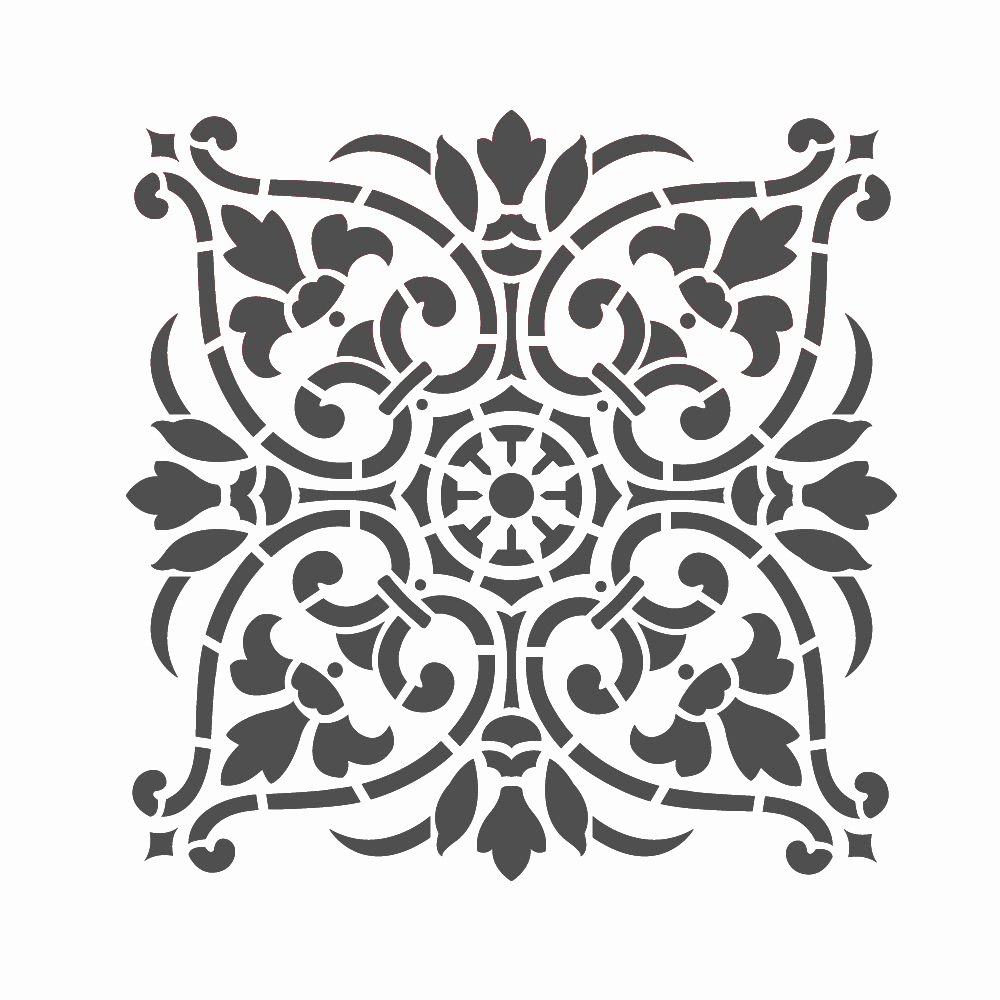 Free Printable Stencils for Painting Best Of Large Wall Stencils Damask Stencil Diy Reusable Pattern
