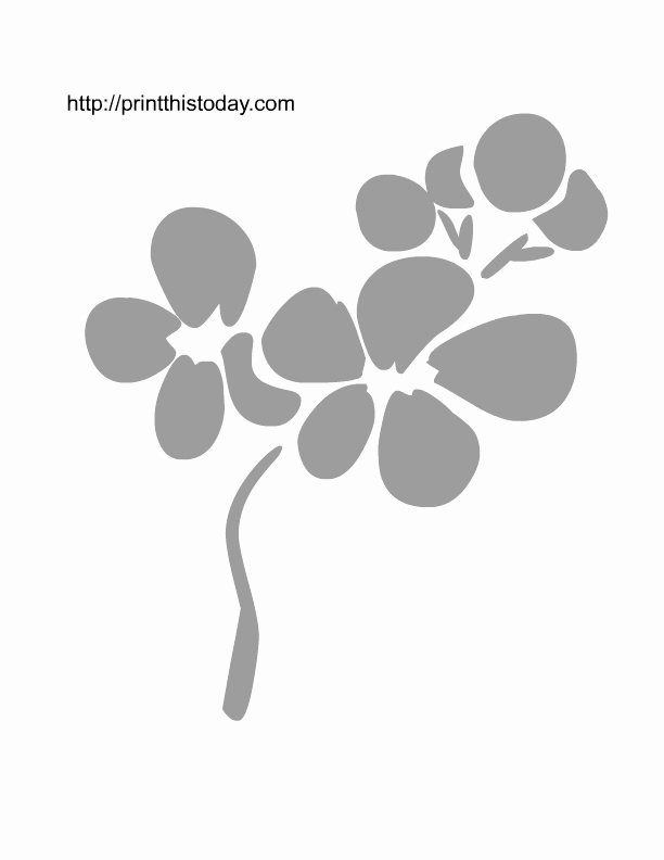Free Printable Stencils for Painting Inspirational Free Stencil Templates
