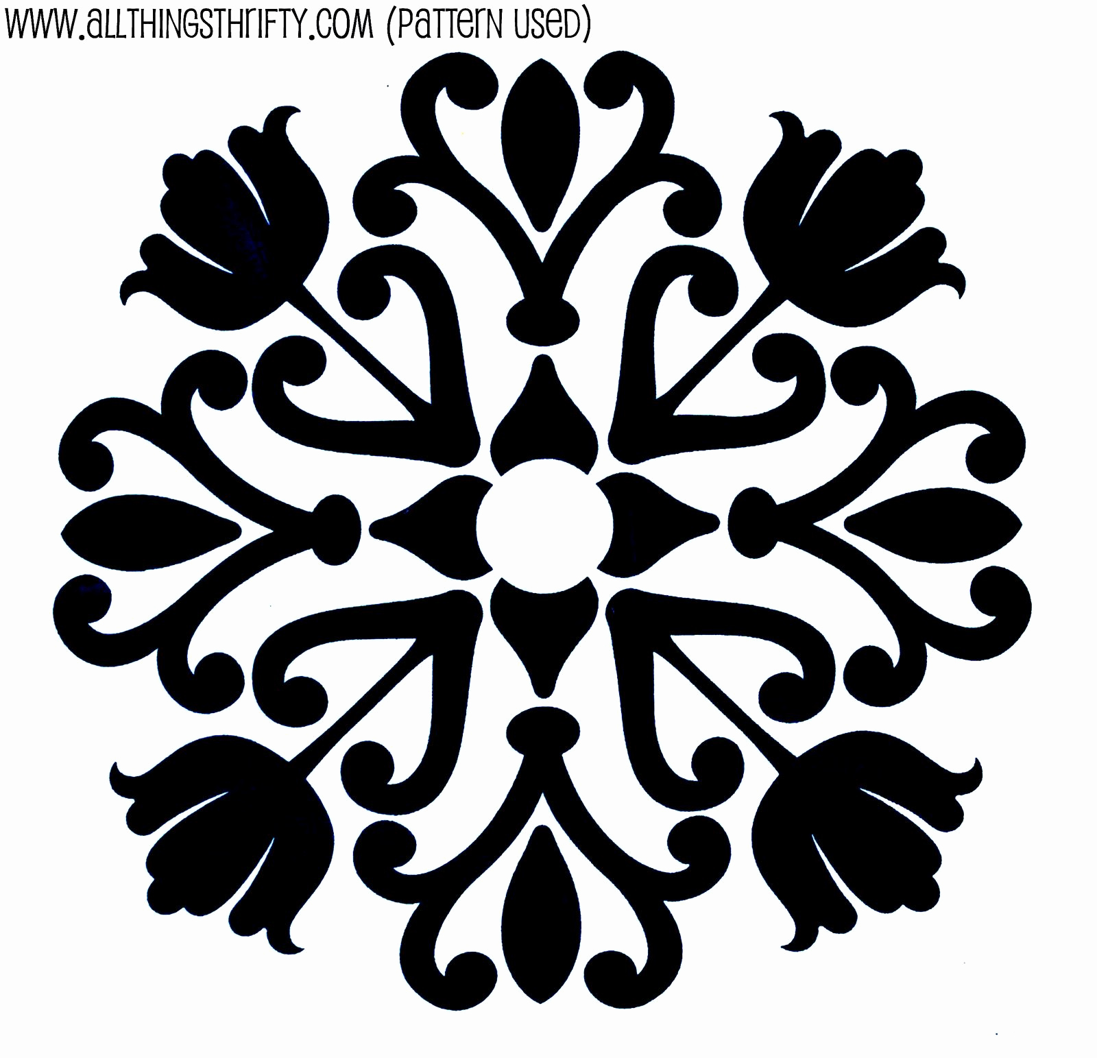 Free Printable Stencils for Painting Luxury Stencil Patterns Just for You