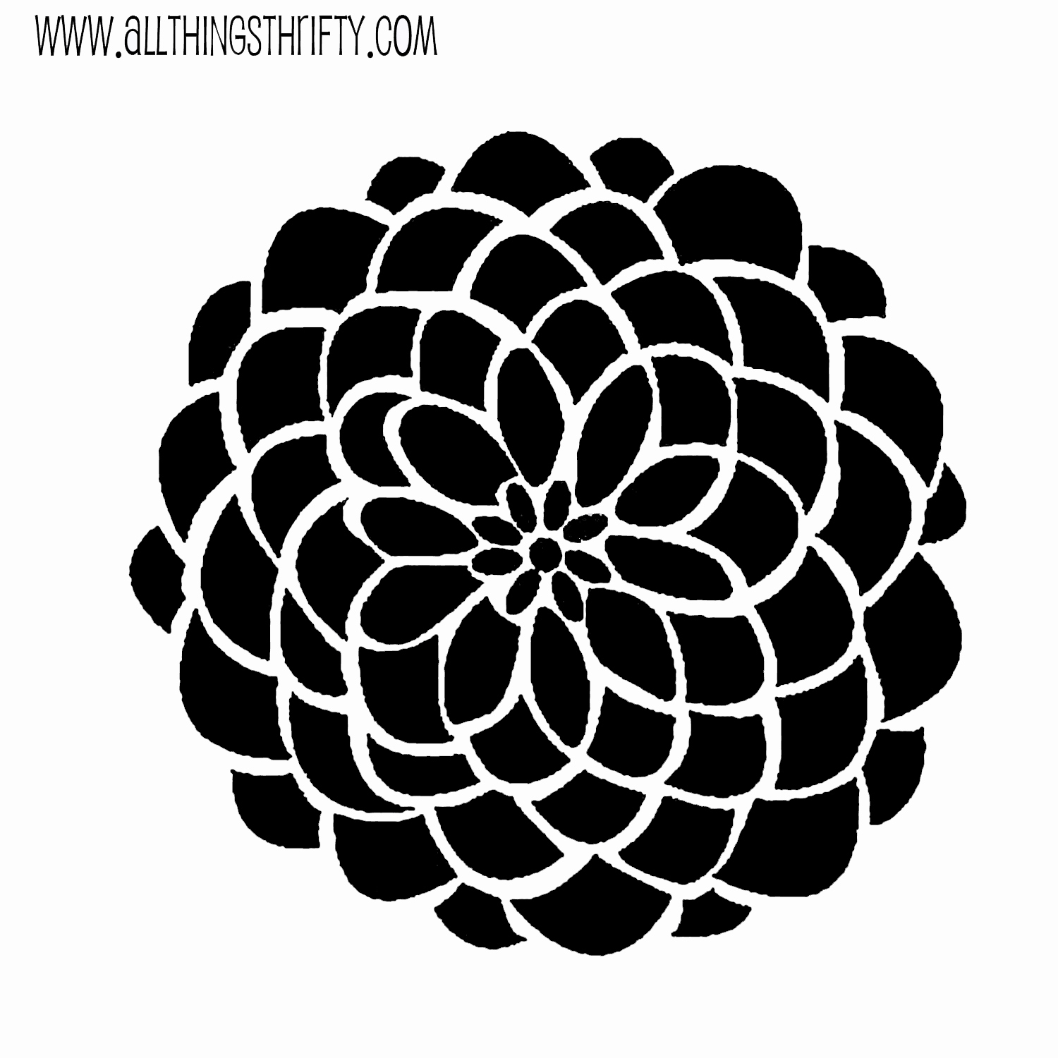 Free Printable Stencils for Painting Unique Stencil Patterns Just for You