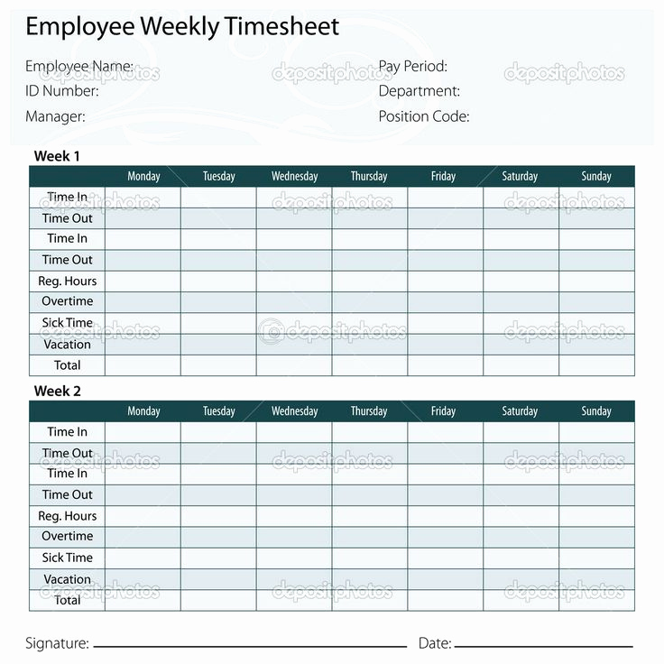Free Printable Time Sheets Pdf Elegant Free Printable Timesheet Templates