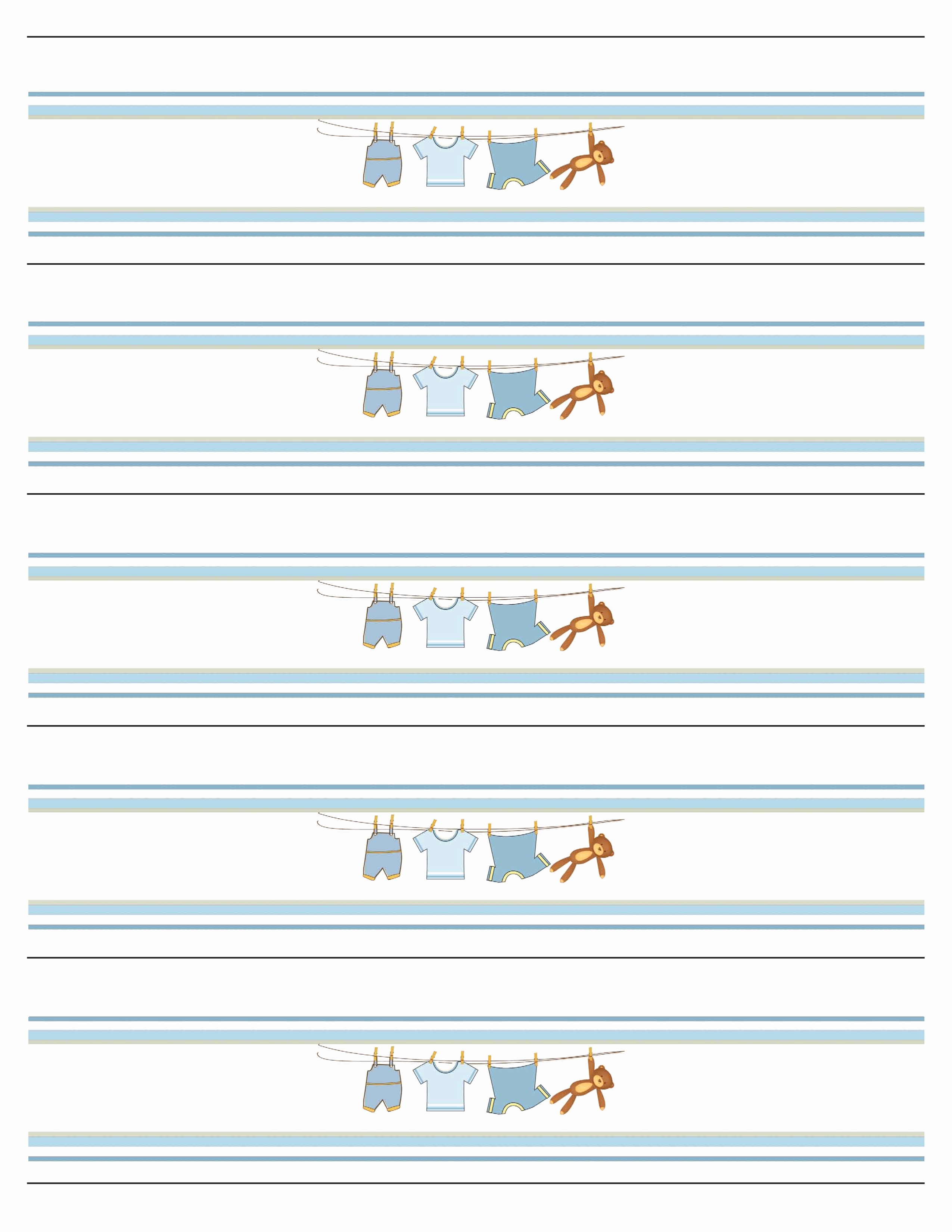 Free Printable Water Bottle Labels Fresh Boy Baby Shower Free Printables How to Nest for Less™
