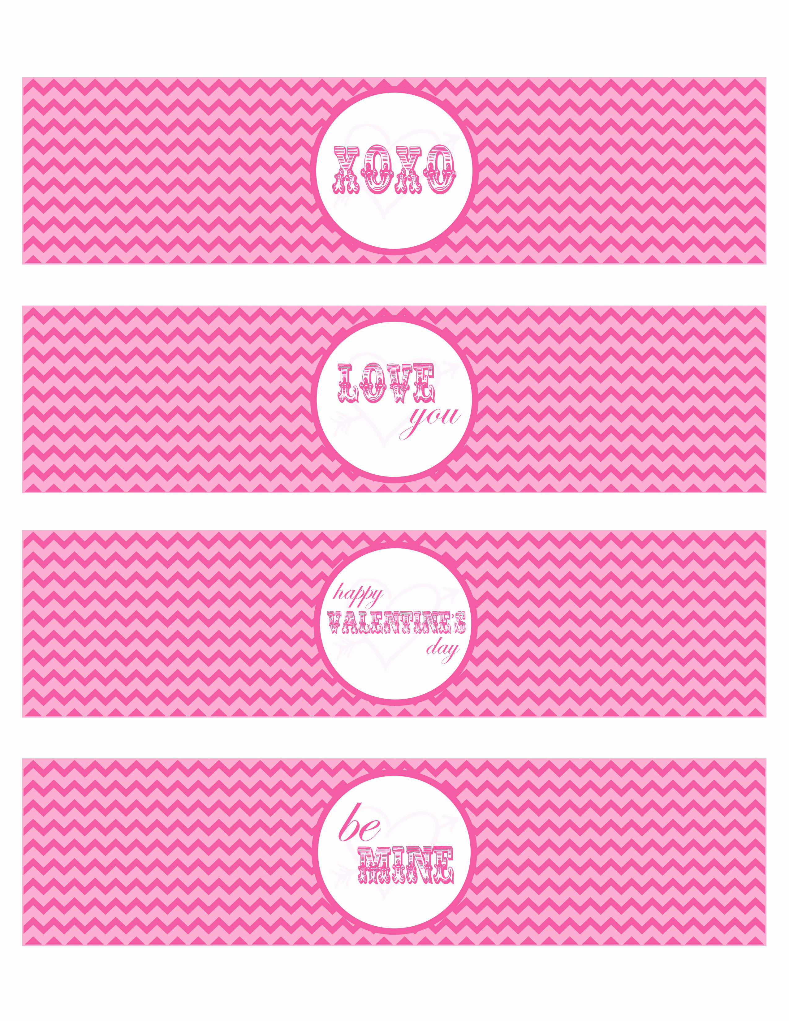 Free Printable Water Bottle Labels Lovely Free Valentine S Day Party Printables From Pick Print