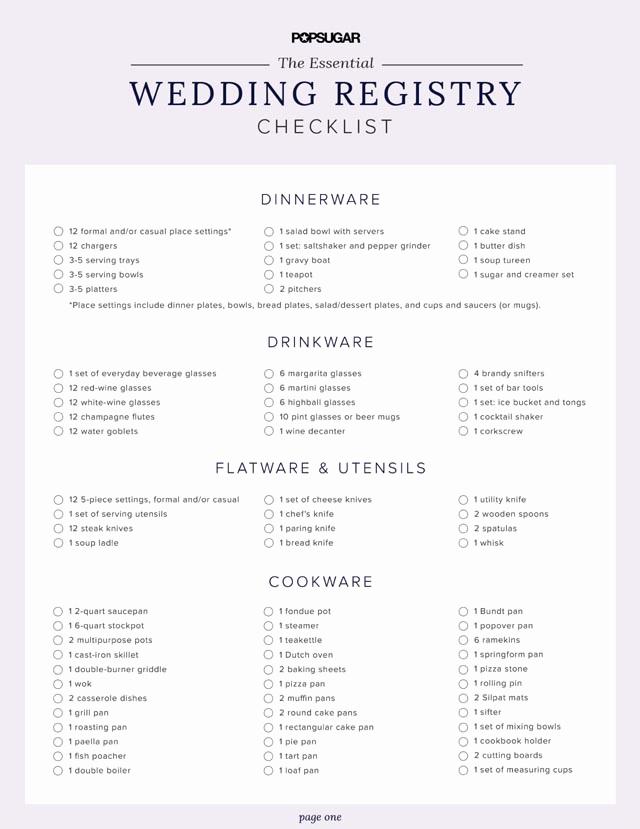 Free Printable Wedding Checklist Elegant 10 Printable Wedding Checklists for the organized Bride