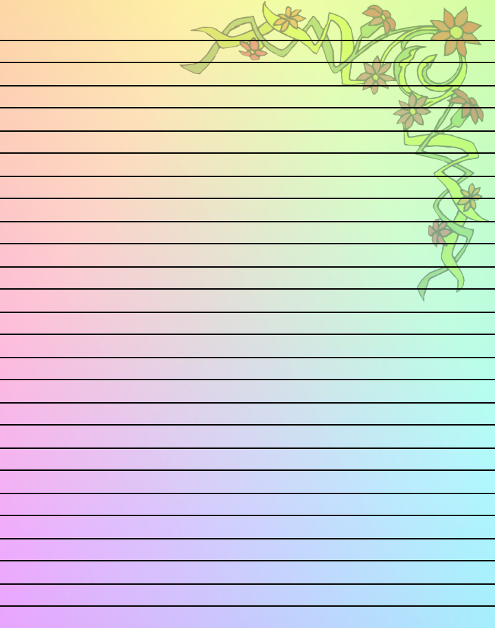 Free Printable Writing Paper Awesome Writing Paper with Borders Free Printables