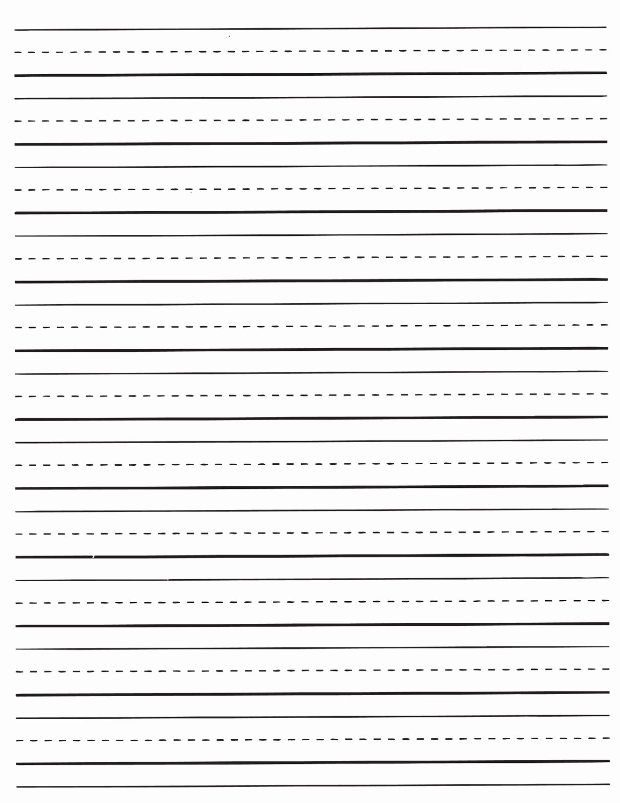 Free Printable Writing Paper Lovely Free Printable Lined Handwriting Paper Printable Pages