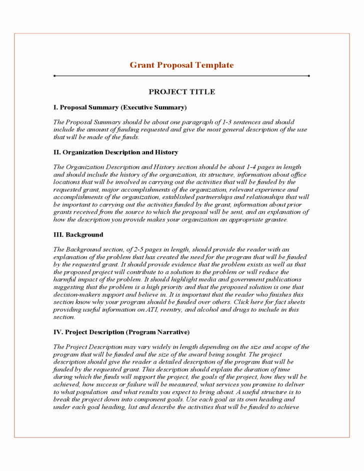 Free Proposal Template Word Unique 20 Free Project Proposal Template Ms Word Pdf Docx