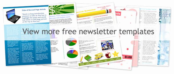 Free Publisher Newsletter Templates Elegant Church Newsletter Templates Free Templates Resume