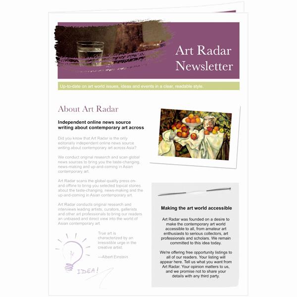 Free Publisher Newsletter Templates Lovely Newsletter Templates & Samples