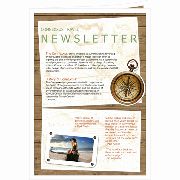 Free Publisher Newsletter Templates Luxury Newsletter Templates & Samples