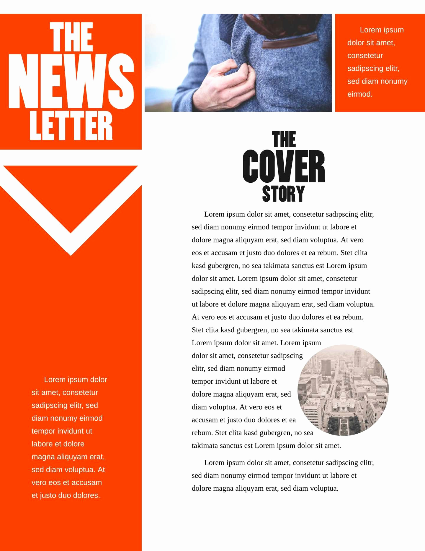 Free Publisher Newsletter Templates New Free Printable Newsletter Templates & Email Newsletter