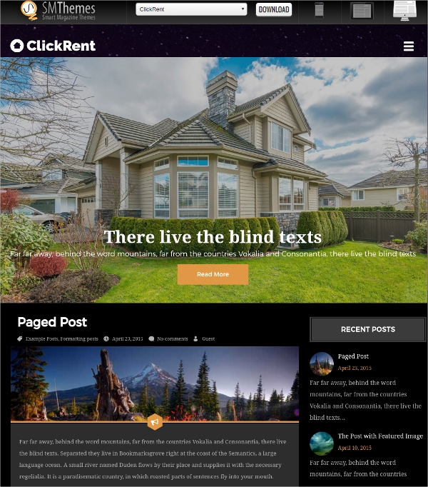 Free Real Estate Wordpress themes Awesome 15 Free Real Estate Agencies Realtors Wordpress themes