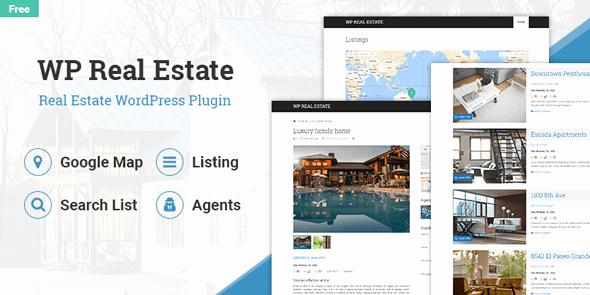 Free Real Estate Wordpress themes Beautiful Wp Real Estate Free Wordpress Plugin to Build Real State