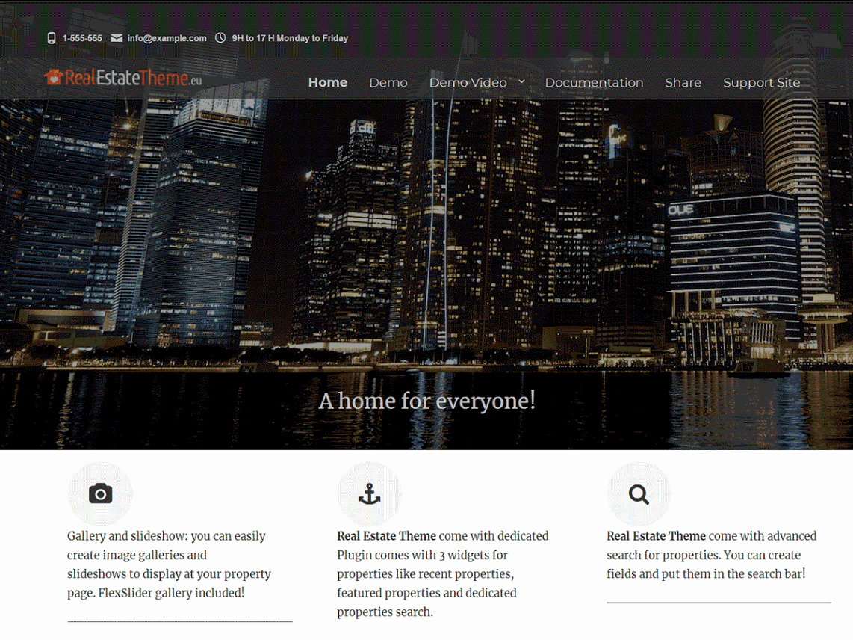 Free Real Estate Wordpress themes Elegant 10 Best Free Wordpress Real Estate themes 2018 Velathemes